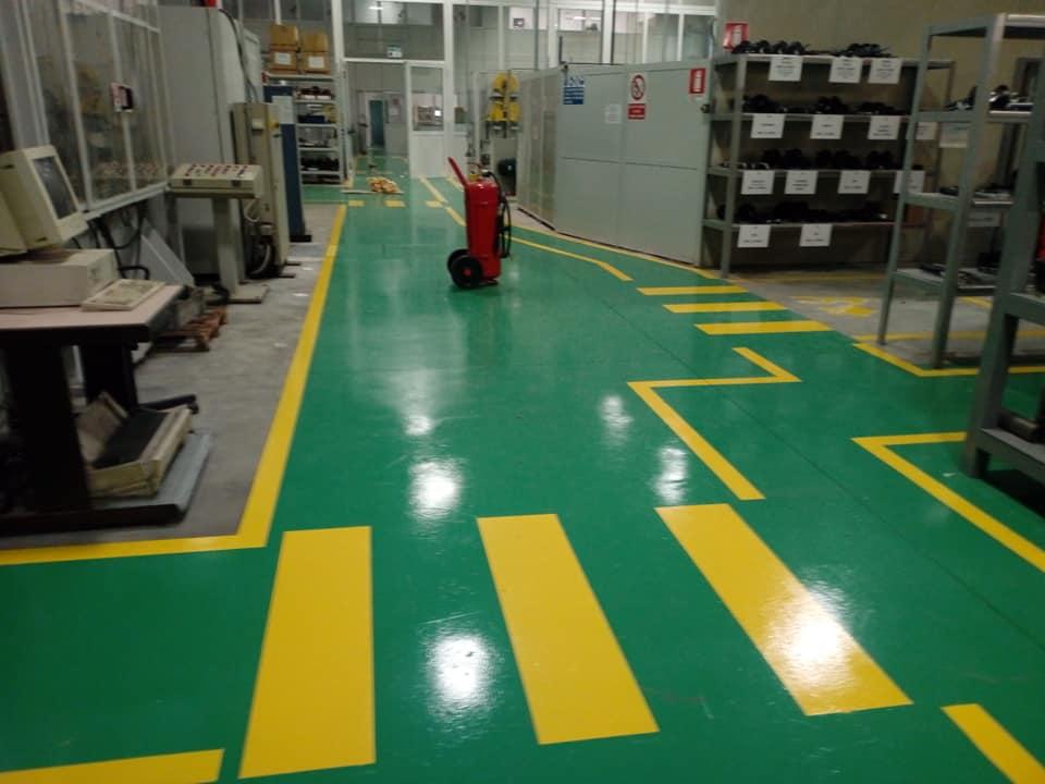 verniciatura pavimenti industriali asti